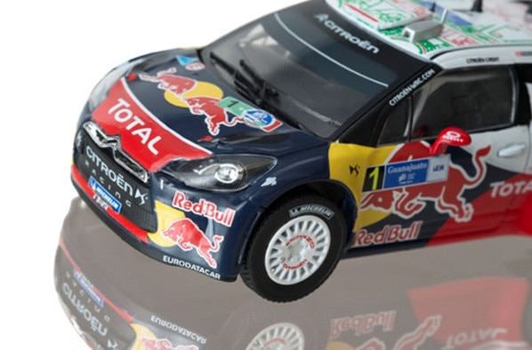 Citroën LifeStyle - Citroën DS3 WRC Mexiko 2011 1:43