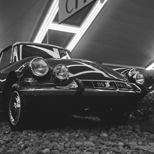 Citroën DS 19 Pallas (1964)