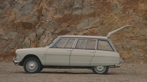 Citroën Ami 6 Break (1964)