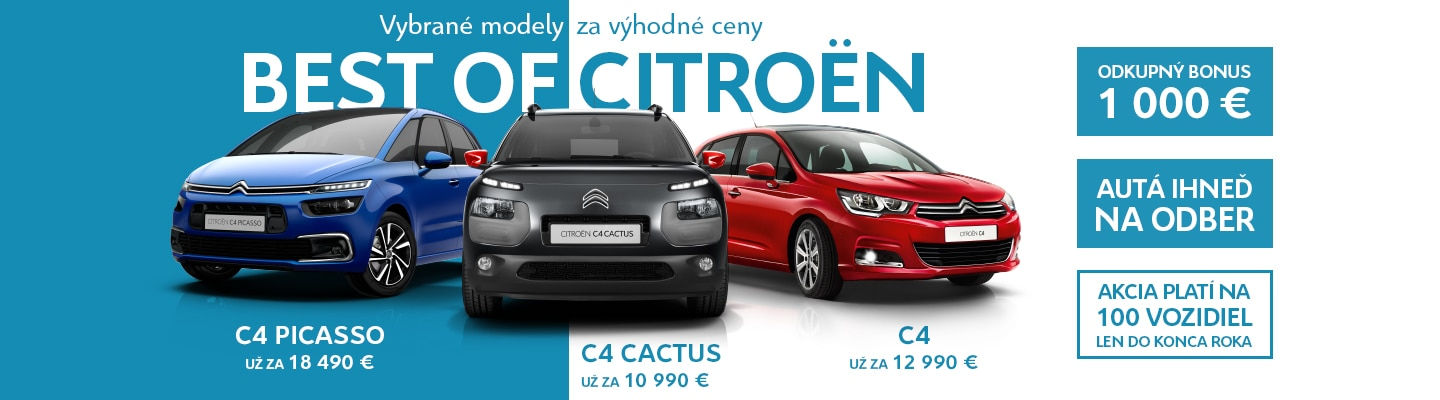 Best of Citroën