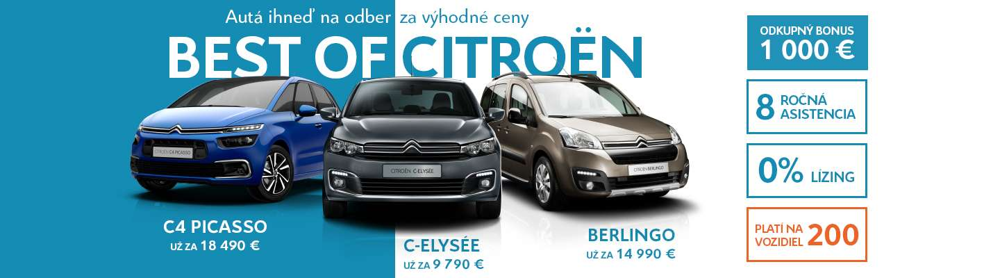 Best of Citroen