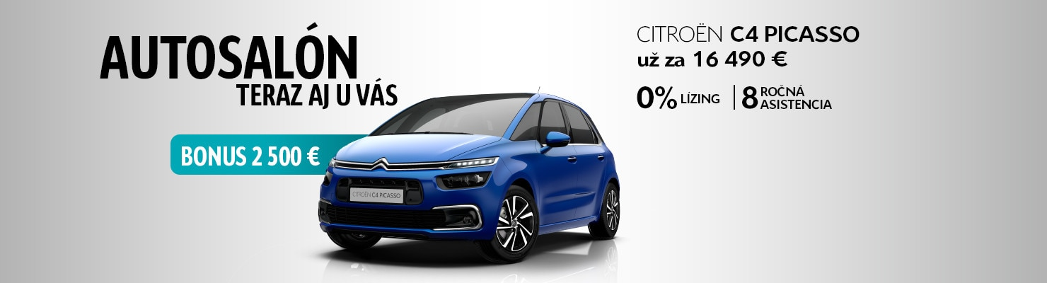 C4 Picasso AS